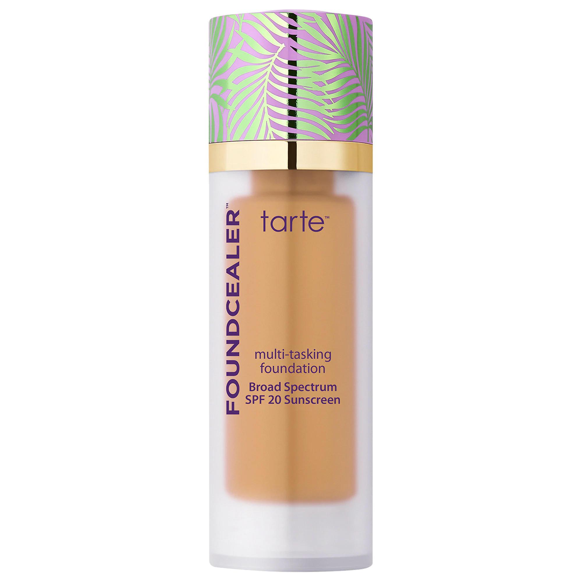 Tarte Foundcealer Multi-Tasking Foundation Tan-Deep Sand 48S