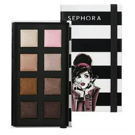 Sephora By Izak Baked Color Notebook