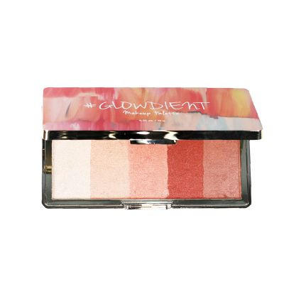 Touch In Sol Pretty Filter Glowdient Makeup Palette
