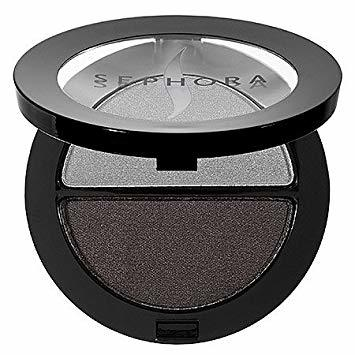 Sephora Colorful Duo Eyeshadow Intense Black 01