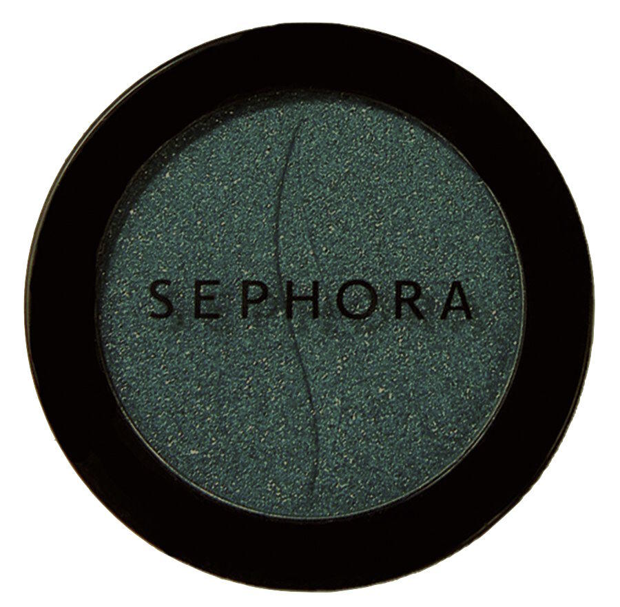 Sephora Colorful Mono Eyeshadow Strass 19 (forest green)