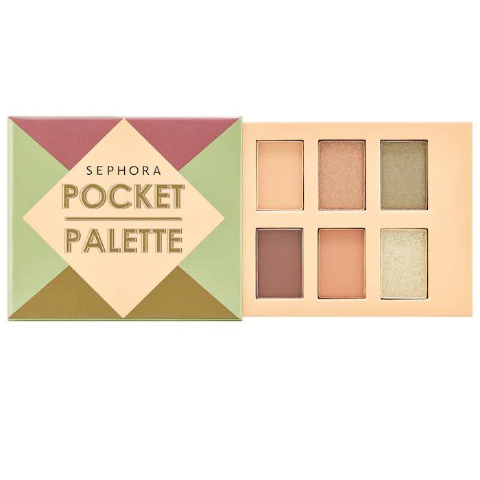 Sephora Pocket Palette Khaki Tones