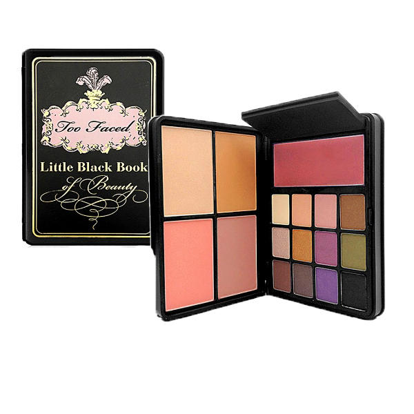 228d8ad67145 Too Faced Little Black Book Of Beauty Palette | Glambot.com - Best deals on  Too Faced cosmetics