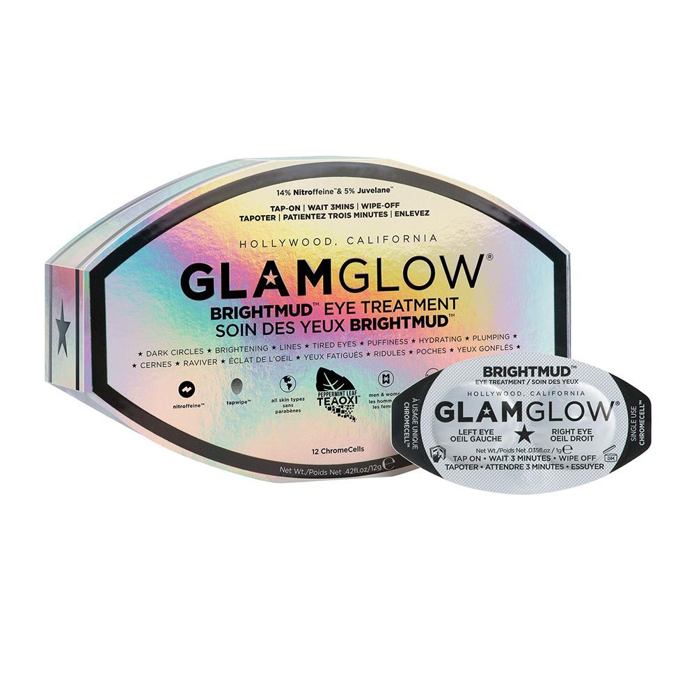 GLAMGLOW Brightmud Eye Treatment 12 Cells