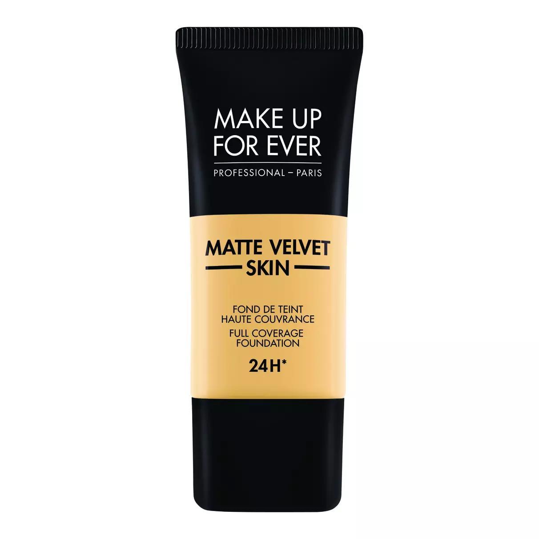 Makeup Forever Matte Velvet Skin Foundation Y315
