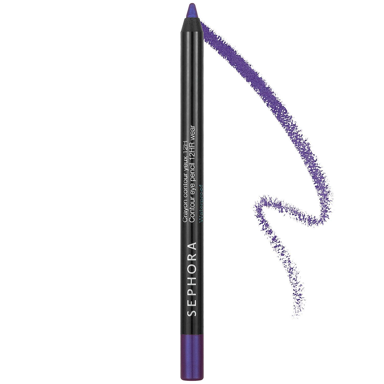 Sephora Contour Eye Pencil 12hr Wear Waterproof Eccentric Diva 30