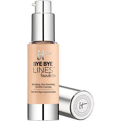IT Cosmetics Bye Bye Lines Foundation Light