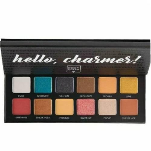 Boxycharm Eyeshadow Palette Hello, Charmer!