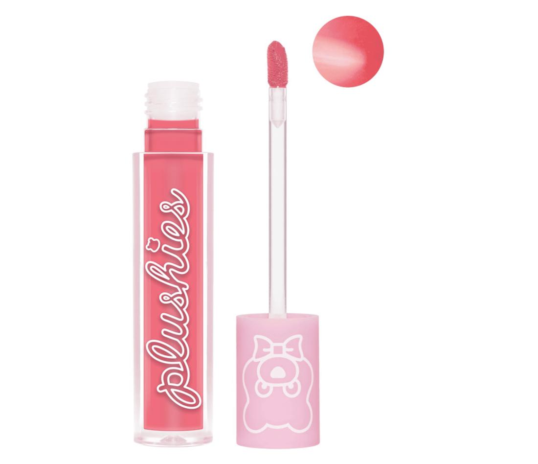 Lime Crime Plushies Soft Lip Veil Mad For Magenta