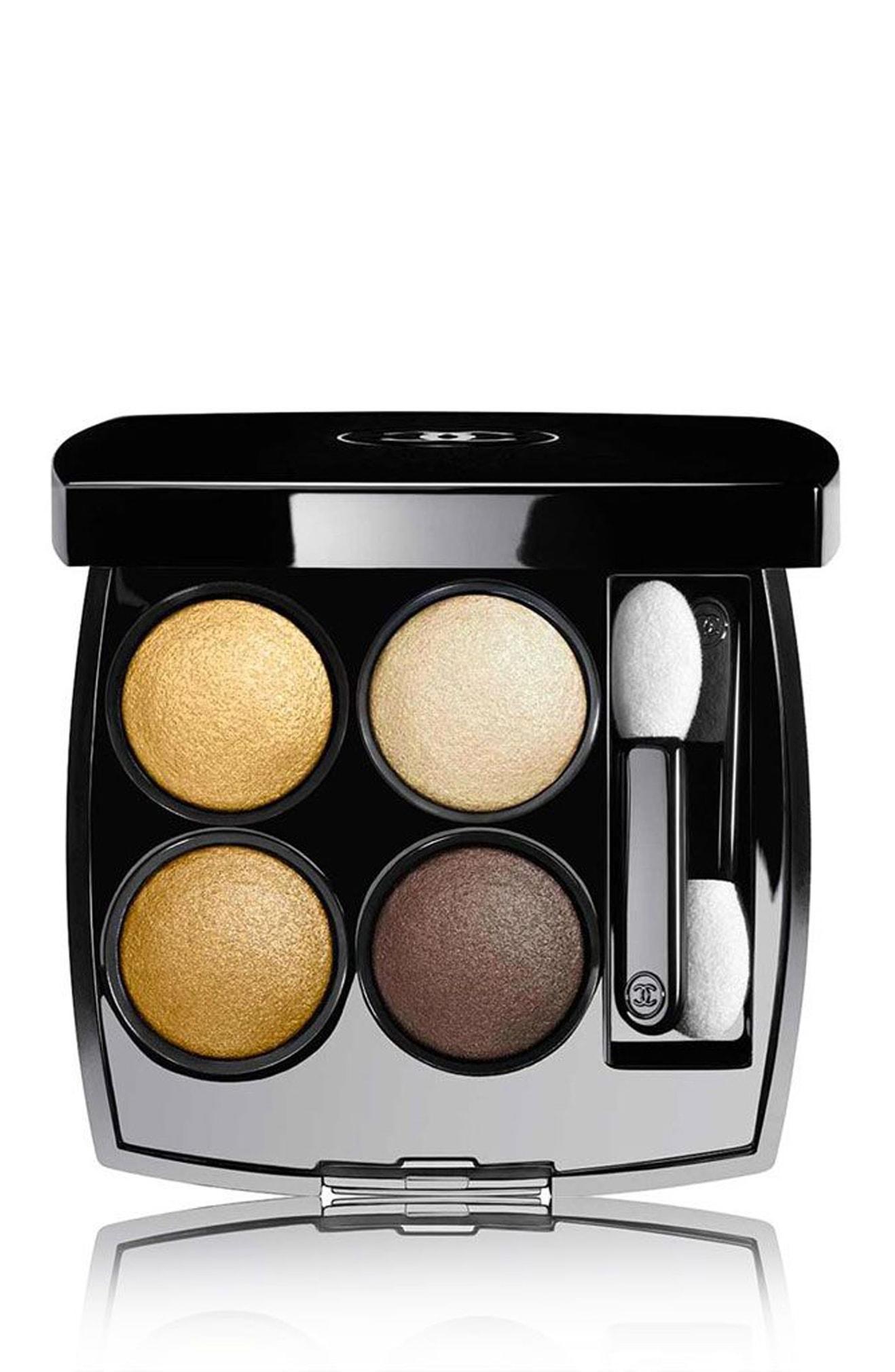 Chanel Les Quatre Ombres Quadra Eyeshadow Excentriques