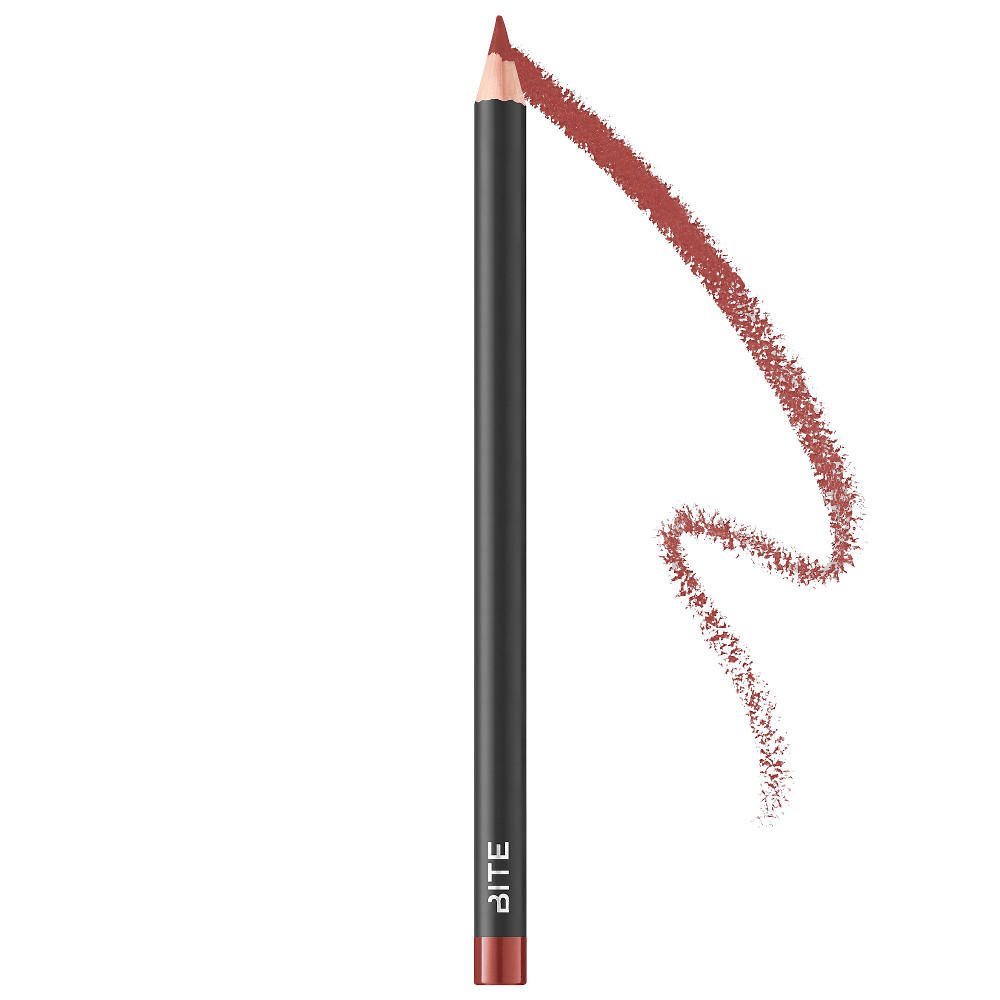 Bite The Lip Pencil Deep Red Brown 046