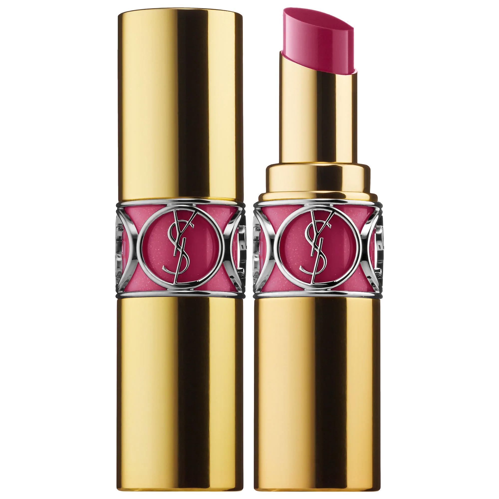 Review & Swatches: YSL Rouge Volupte Shine Oil-in-Stick