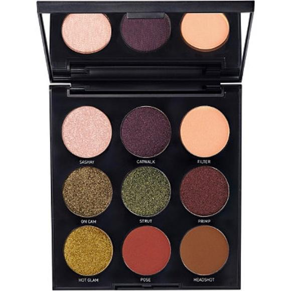 Morphe Oh My Gorg Eyeshadow Palette 9G