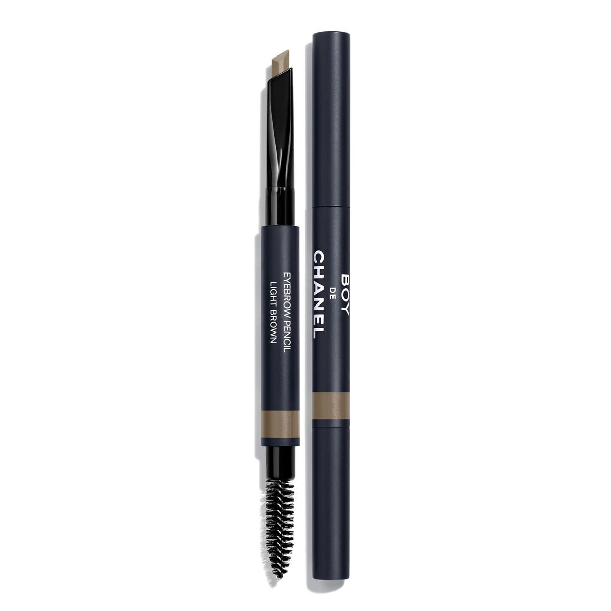 Boy De Chanel Eyebrow Pencil Light Brown 202