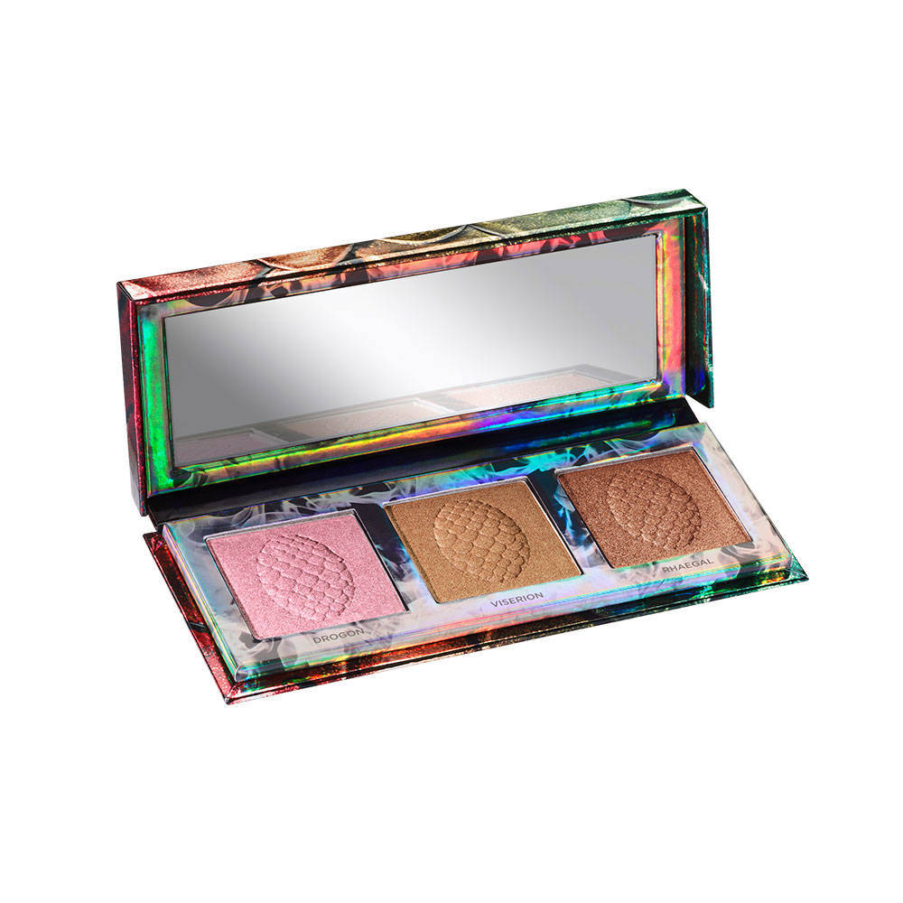 Urban Decay Mother Of Dragons Highlighter Palette