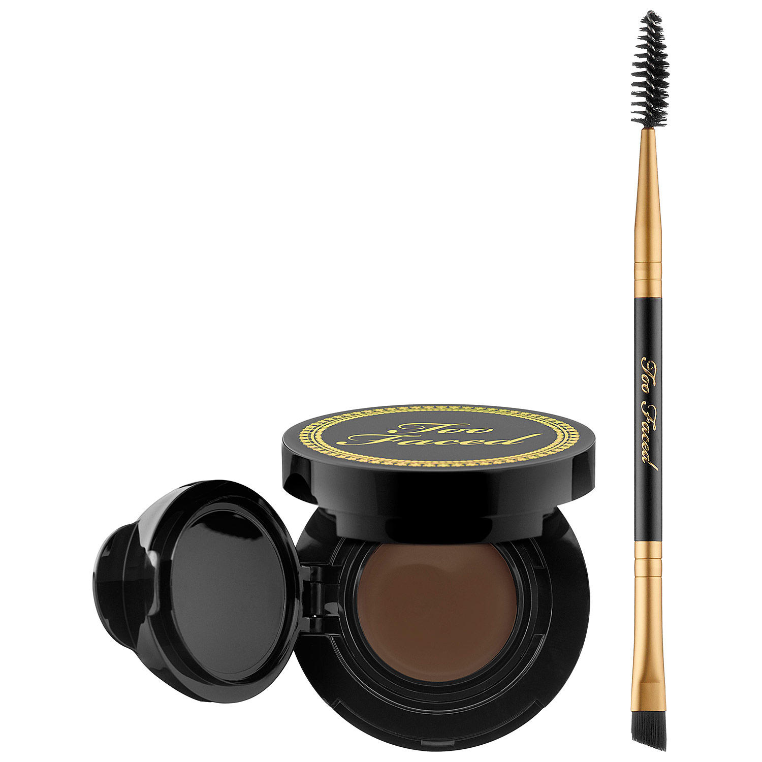 Too Faced Bullet Proof Brow Kit Universal Brunette