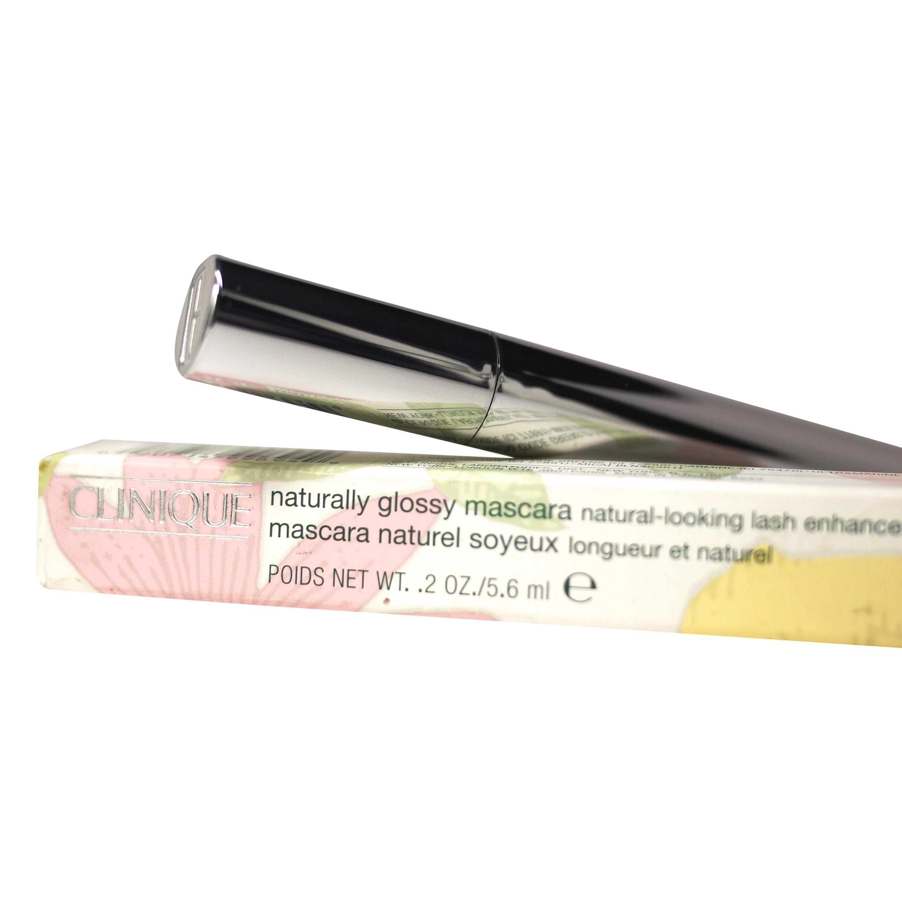 dbd6d58de39 Clinique Naturally Glossy Mascara Jet Brown 02   Glambot.com - Best deals  on Clinique cosmetics