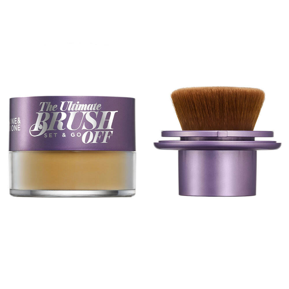Urban Decay The Ultimate Brush Off Translucent Loose Setting Powder Dark