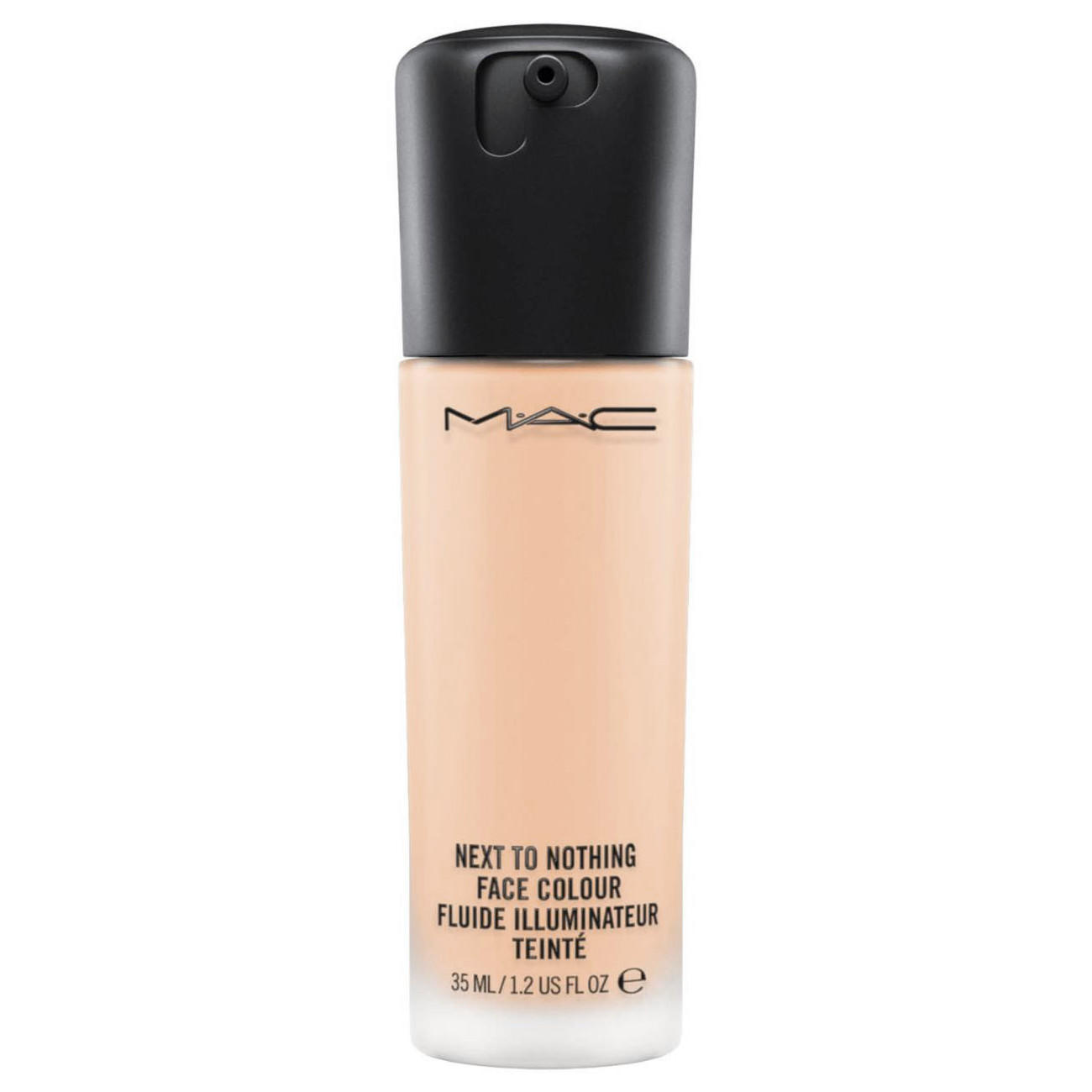 MAC Next To Nothing Face Colour Light