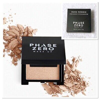 PHASE ZERO Pressed Eyeshadow Nude Newbie Mini