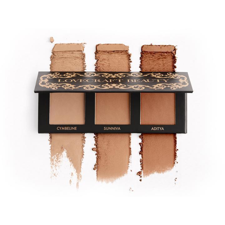 Love+Craft+Beauty Bronzer Palette