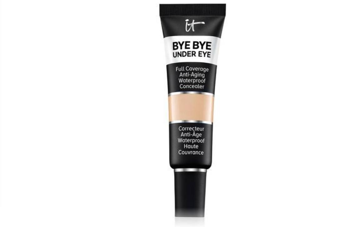 IT Cosmetics Bye Bye Under Eye Full Coverage Anti-Aging Waterproof Concealer Light Tan 14.0