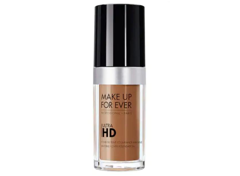 Makeup Forever Ultra HD Invisible Cover Foundation Y508