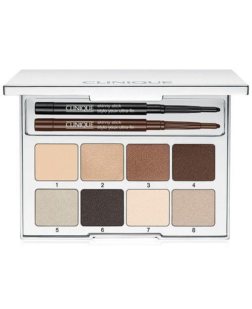 Clinique Pretty Easy Eye Palette (without accessories)