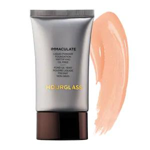 Hourglass Immaculate Liquid Powder Foundation Mattifying Oil-Free Natural