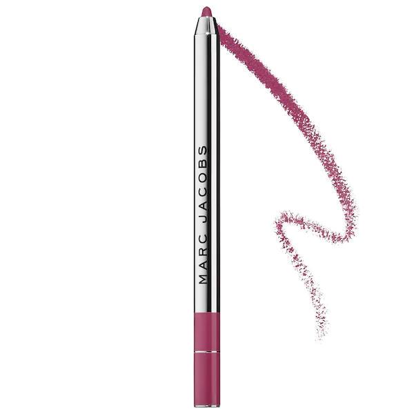 Marc Jacobs Poutliner Longwear Lip Liner Pencil Currant Mood