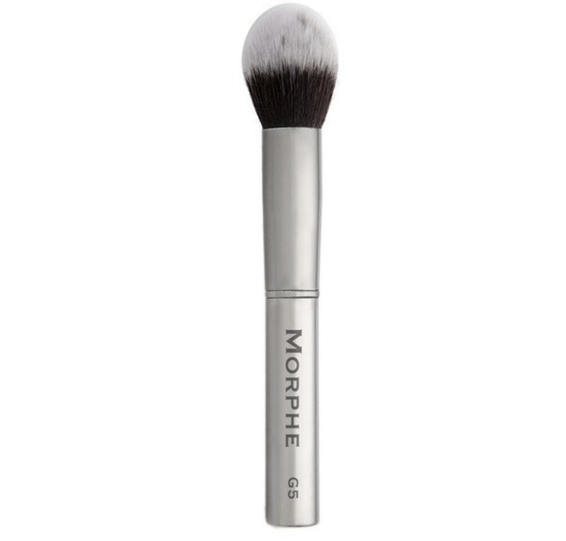 Morphe Face Brush G5 Gunmetal Collection