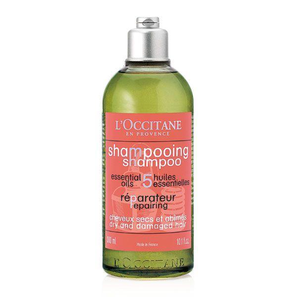 L'Occitane Shampoo 5 Essential Oils Travel