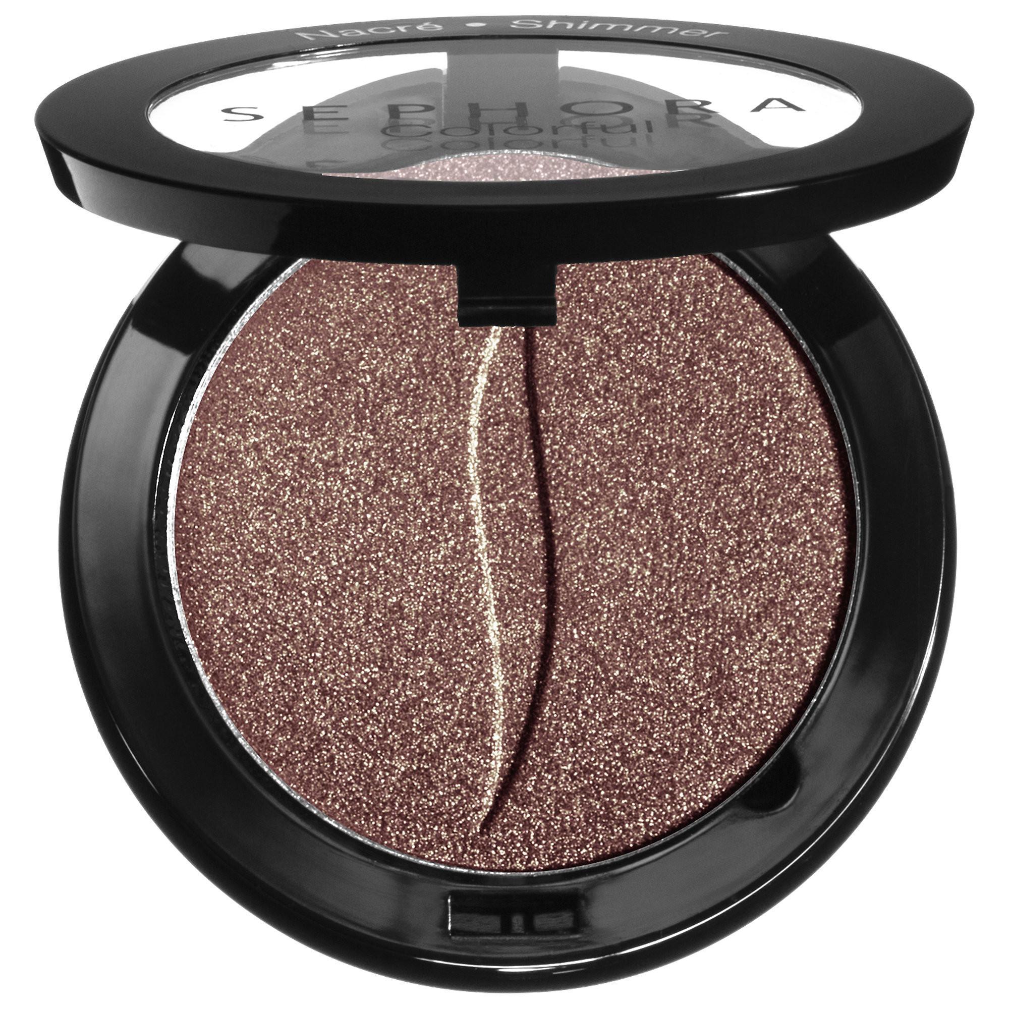 Sephora Colorful Glitter Eyeshadow Choco Excess No. 297