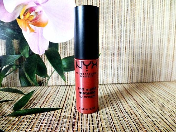 NYX Soft Matte Lip Cream Marrakesh Mini