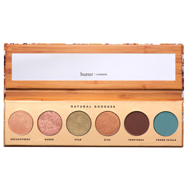 Butter London Natural Goddess Eyeshadow Palette