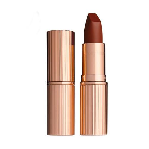 Charlotte Tilbury Matte Revolution Lipstick Birkin Brown