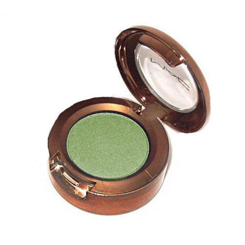 MAC Eyeshadow Belle Azure Collection Lucky Green