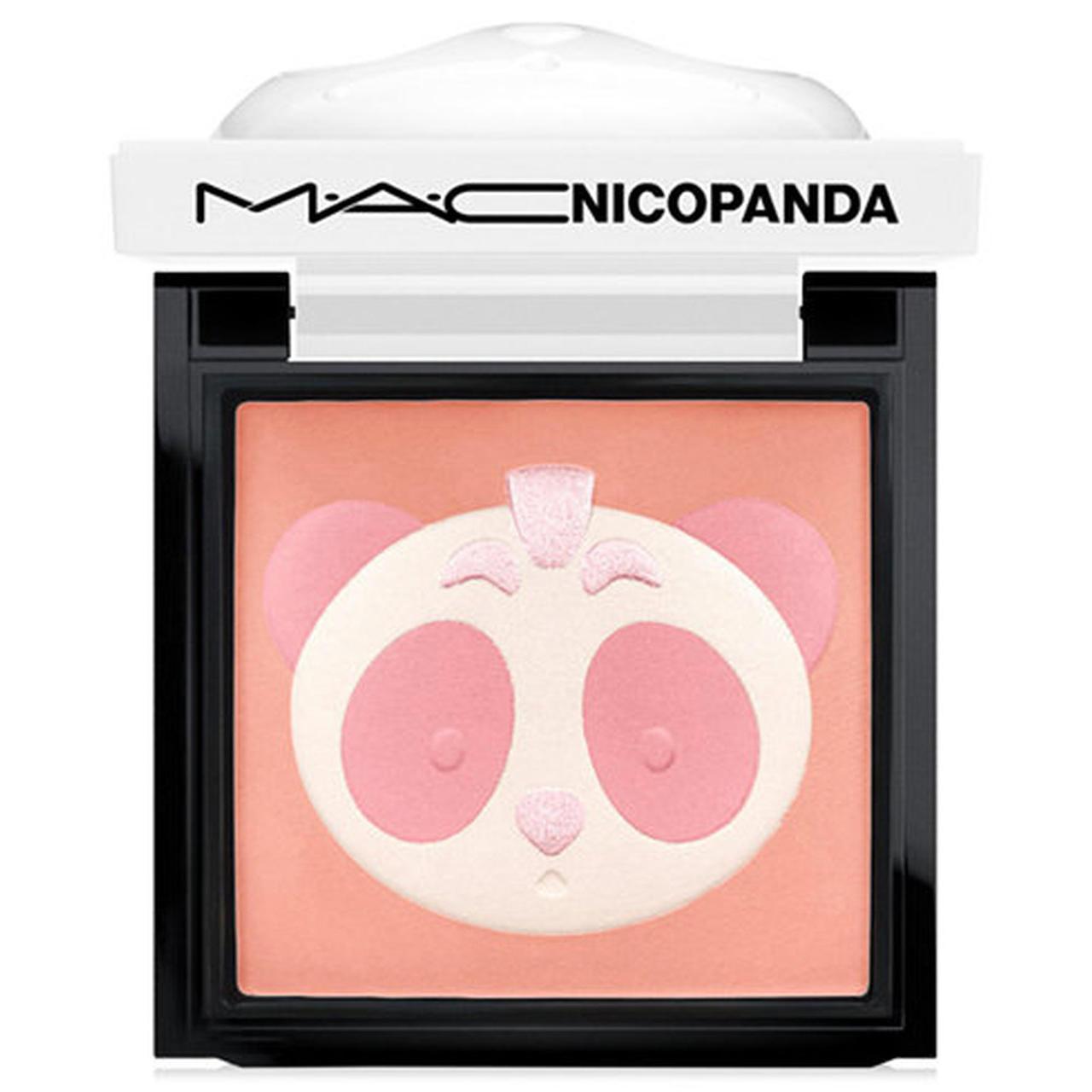 MAC x Nicopanda Gleamer Face Palette Colour Me Nico