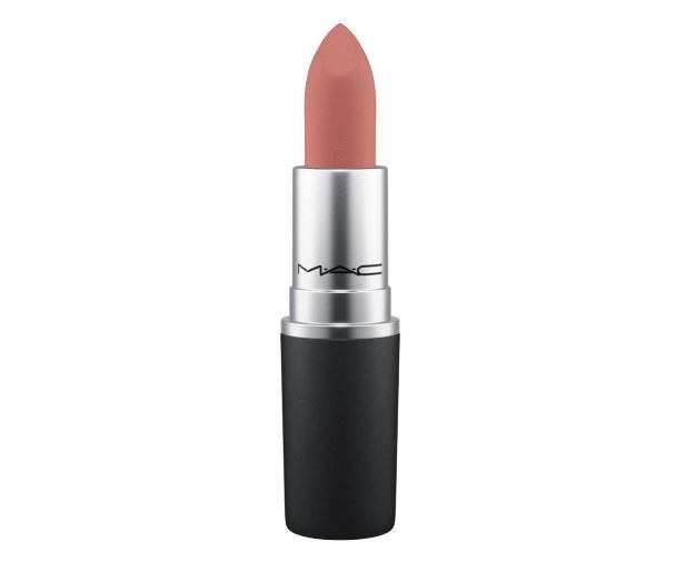 MAC Powder Kiss Lipstick A Little Tamed
