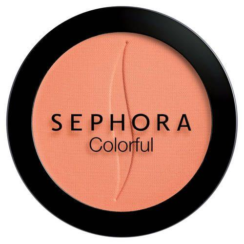 Sephora Colorful Face Powders Blush Can't Stop Smiling No. 03