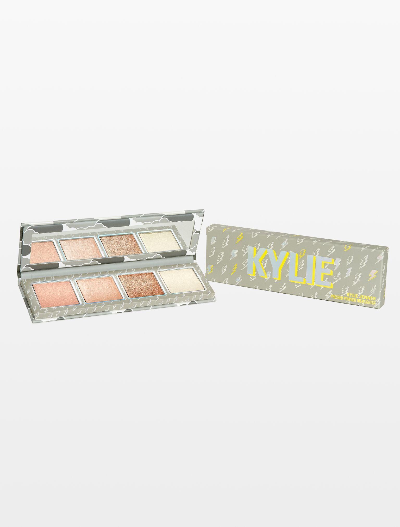 Kylie Jenner Pressed Powder Highlighter Palette