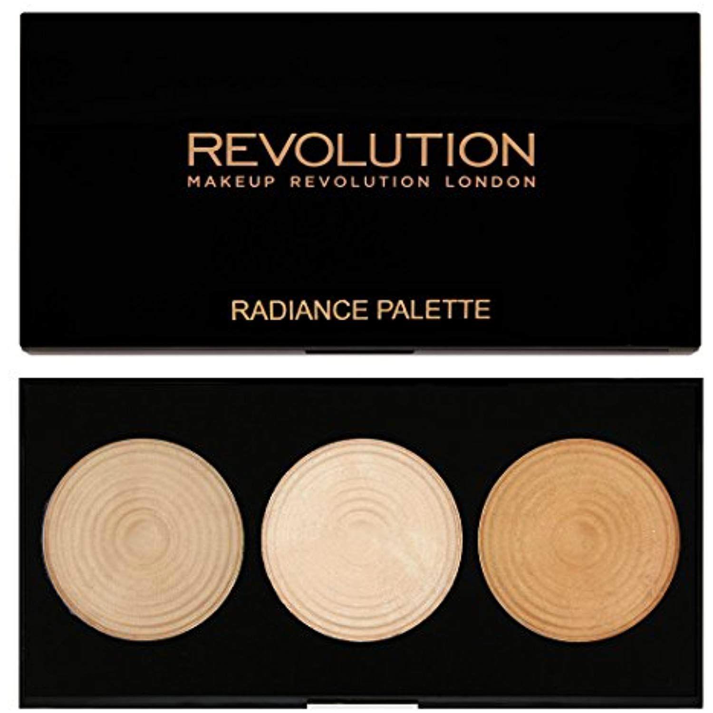 Makeup Revolution London Radiance Highlighter Palette