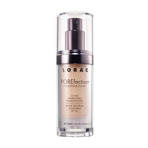 LORAC POREfection Foundation SPF20 Fair PR1