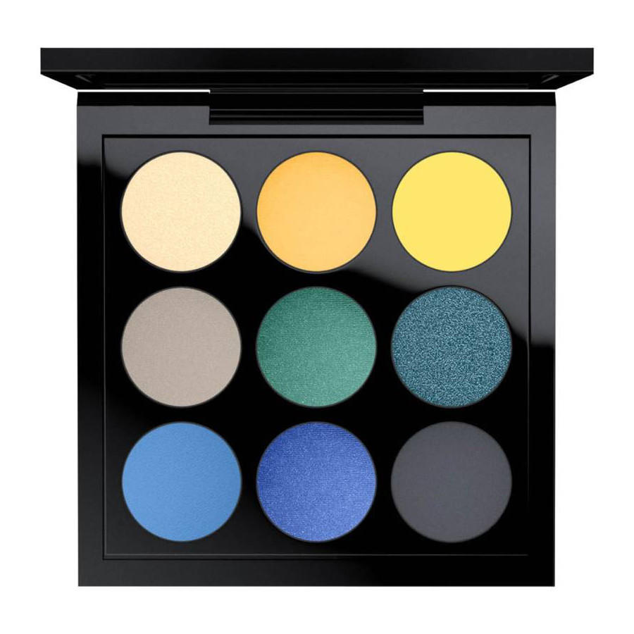 MAC Tropic Cool Times Nine Eyeshadow Palette