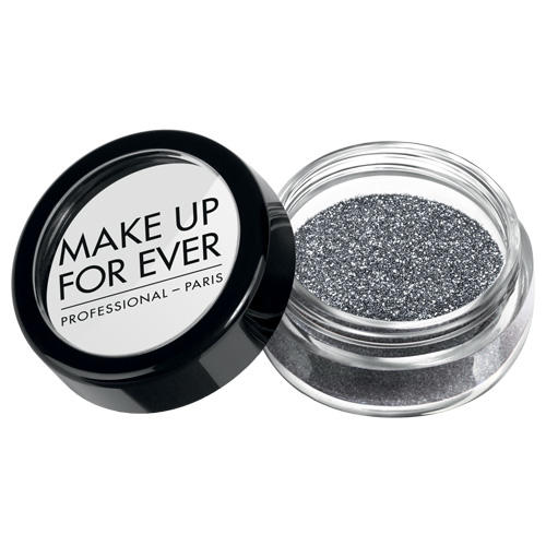 Makeup Forever Glitters Silver 2