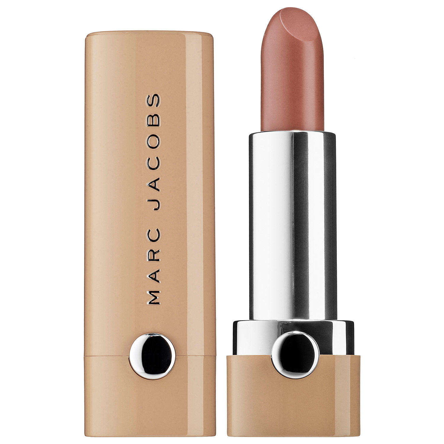 Marc Jacobs New Nudes Sheer Gel Lipstick Anais 146
