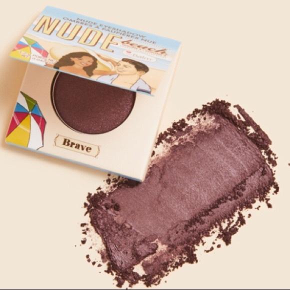 The Balm Nude Beach Eyeshadow Single Brave
