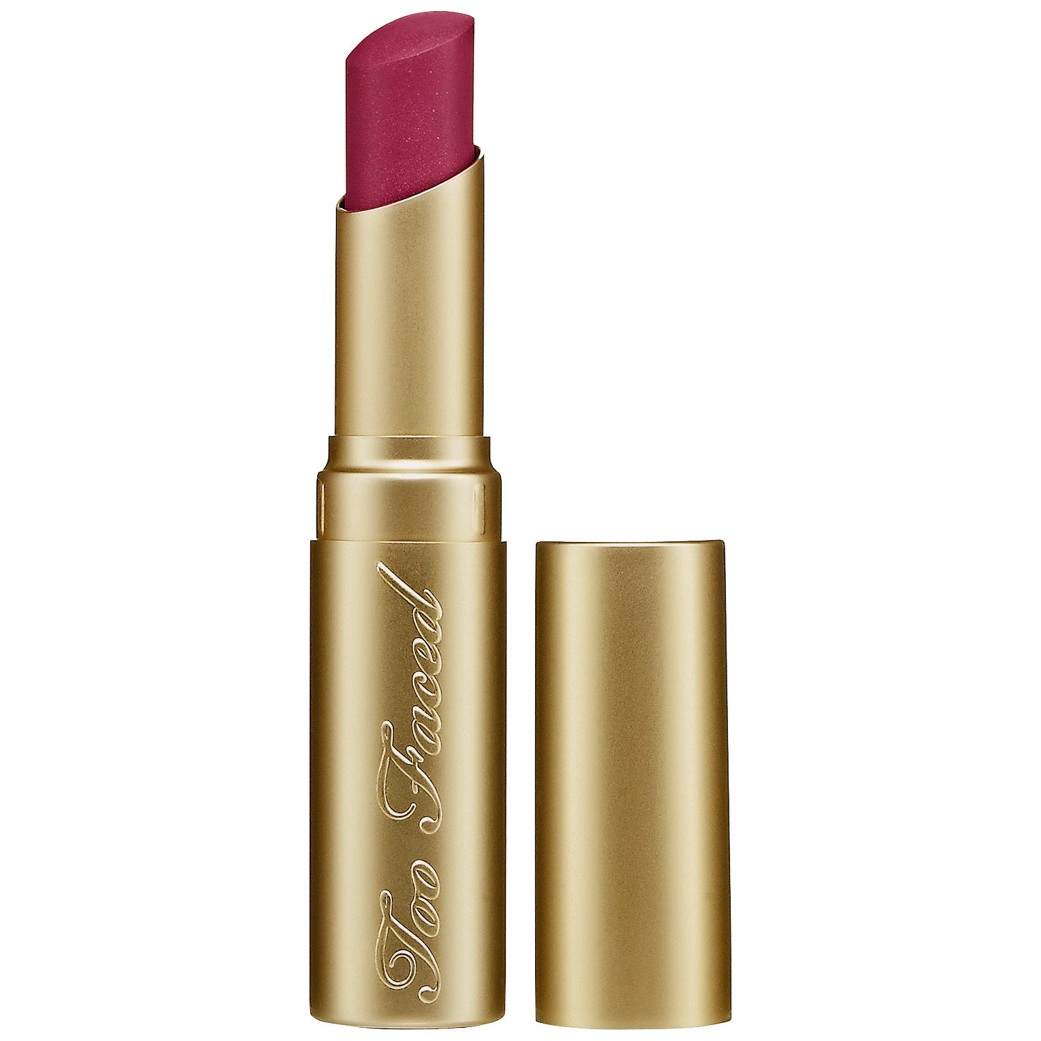 Too Faced La Creme Lipstick Loganberry