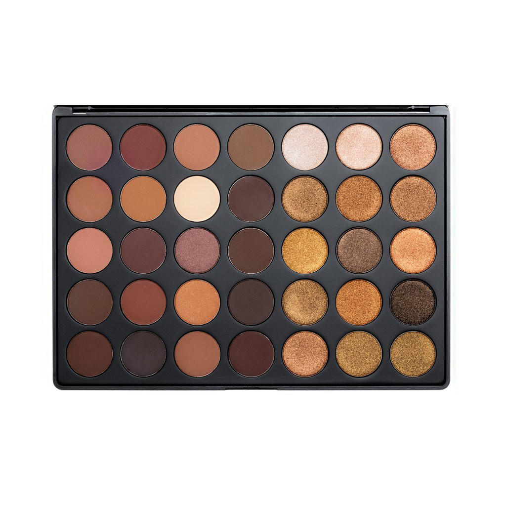 Morphe Eyeshadow Palette Ready, Set, Gold! 35R