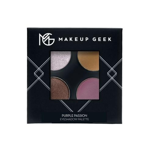 2nd Chance Makeup Geek Eyeshadow Palette Passionate About Purple!